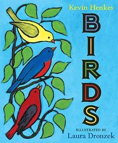 Birds-carousel