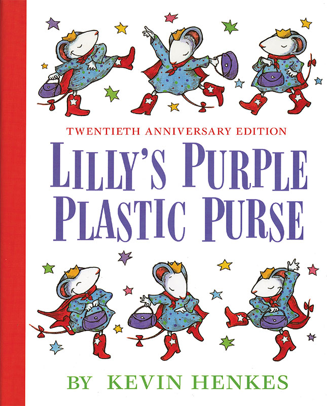 Lilly\'s Purple Plastic Purse | Kevin Henkes